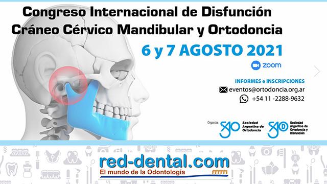 Congreso Internacional de Disfunción Cráneo Cérvico Mandibular y Ortodoncia